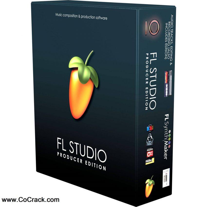 FL Studio 20 Crack Full Version