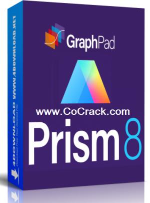 GraphPad Prism 8 crack Full version