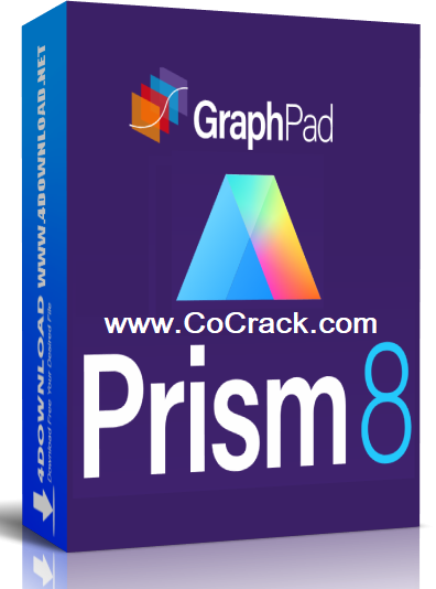 GraphPad Prism 8 crack Full version