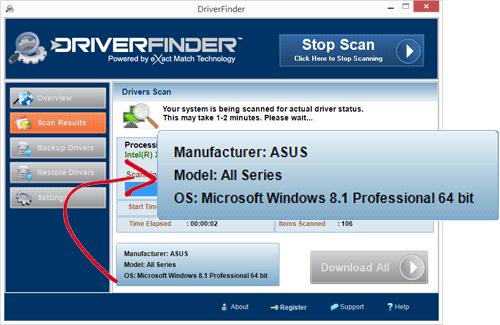 DriverFinder PRO Crack 3.8.0 & License Key Free Download
