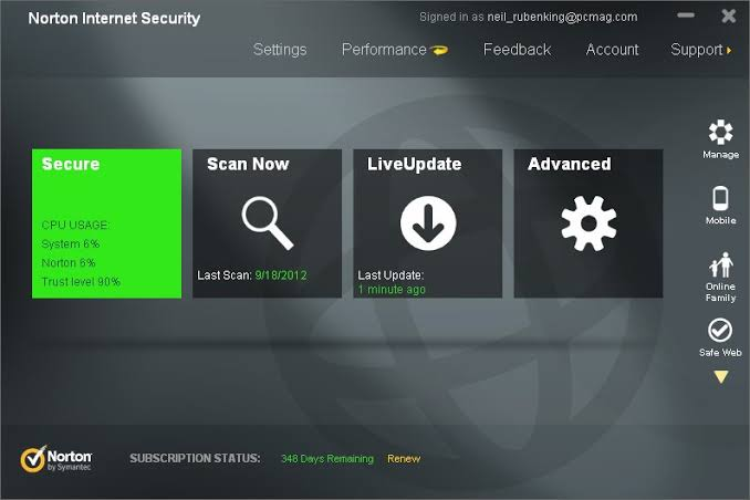 Norton internet security 2020 crack with product key generator