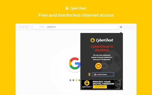 Cyberghost VPN 7.2.4294 crack with keygen Free Download