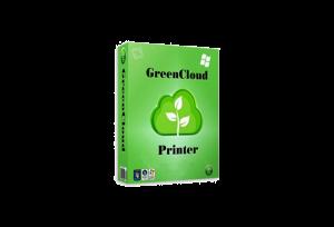 GreenCloud Printer Pro Crack 7.8.6.2
