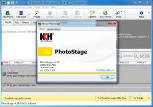 NCH PhotoStage Slideshow Producer Crack Pro 7.08 + Registration Code