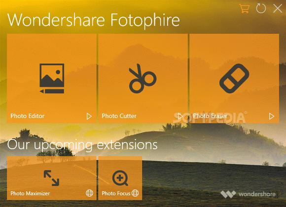 Wondershare Fotophire Photo Editor 1.8.6716.18541 + Crack Download