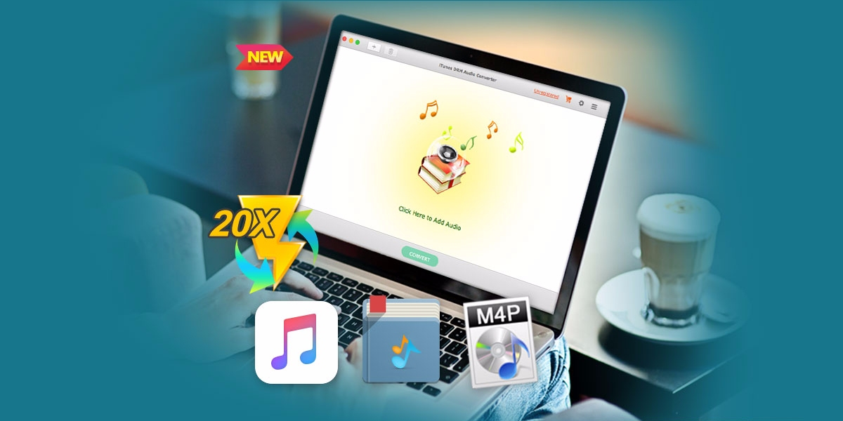 NoteBurner iTunes DRM Audio Converter Crack